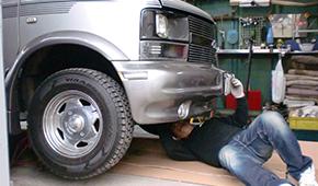 アメ車の修理・車検